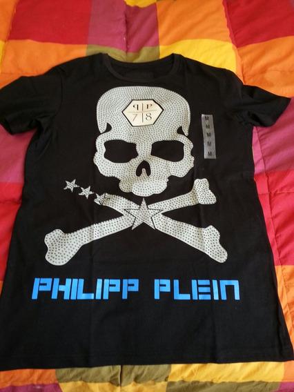 Camiseta Polo Philipp Plein Armani Hugo Boss Dsquared