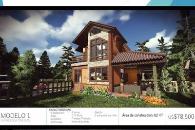 Villas Jarabacoa De 1, 2, 3, Habitaciones Nuevas Rep. Dom.