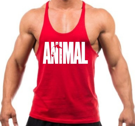 Regata Cavada Animal Pack Academia Fitness Masculina