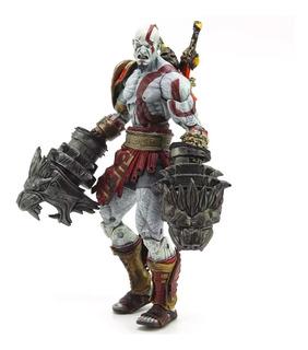 Figura God Of War Kratos - Para Coleccionistas.