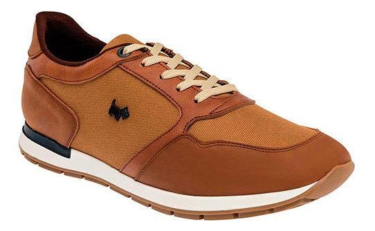 Sneaker Urbano Perforado Dtt94447 Niño