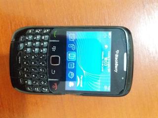Blackberry Curve 8520 Con Detalles De Uso- Funciona Ok.