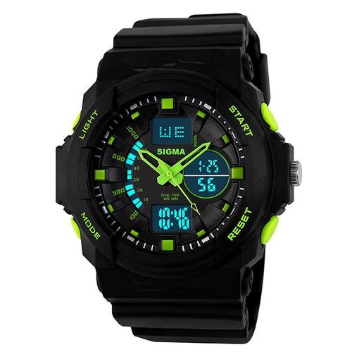 Relógio Sigma Si01ad