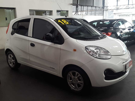 Chery Qq 1.0 Mpfi Act 12v Flex 4p 2018 Manual