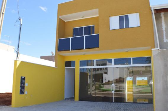 Casa Residencial Em Bragança Paulista - Sp - Ca0108