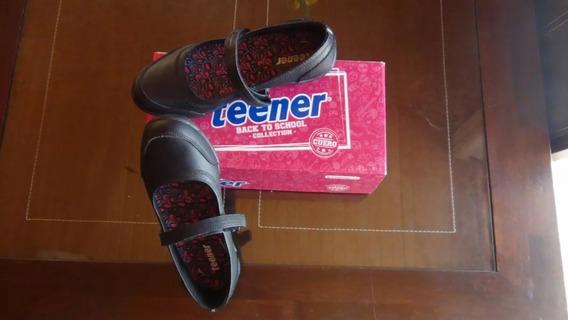 Zapatos Colegio Mujer Teener 37