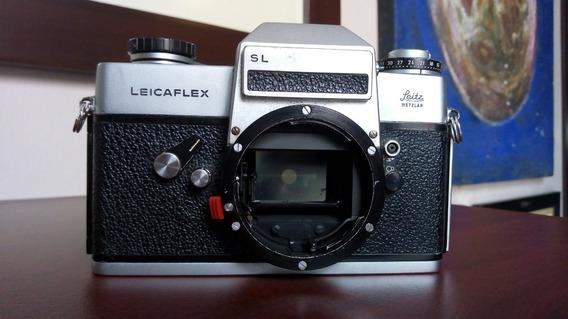 Camara Leica De 35 Mm Leicaflex (inv 324)