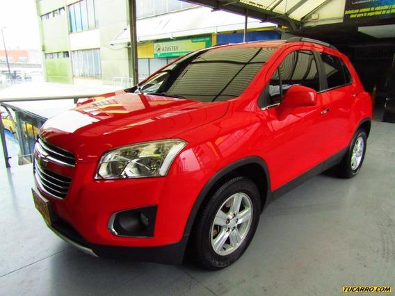 Chevrolet Tracker Lt 6 Airbag Techo Corredizo
