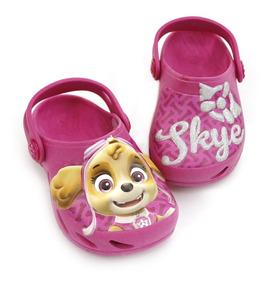 Babuche Plugt Ventor Baby Patrulha Canina Skye Original