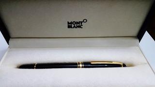 Caneta Montblanc Meisterstuck Original