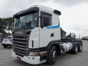 Scania R 420 6x4 2011 / C/retarder