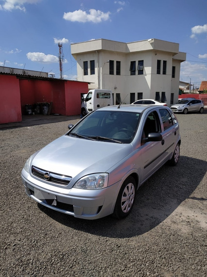 Chevrolet Corsa Maxx 1.4 2010 4 Pneus Zero Único Dono