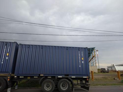 Containers Marítimos Contenedores Cordoba Usado Nac Ba51