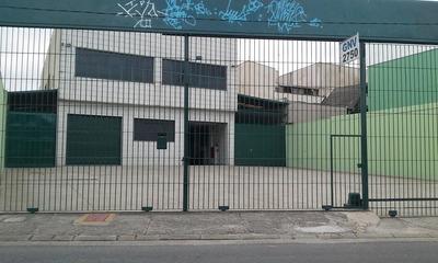 Galpão Industrial Para Locação, Vila Regente Feijó, São Paulo. - Ga0159