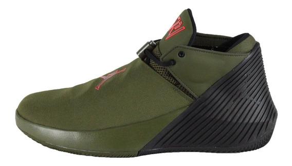Tenis Nike Jordan Why Not Zero Verde .- # 28.5, 29cm