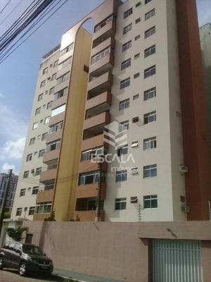 Apartamento Com 3 Quartos À Venda, 110 M², Suíte, A 170m Da Dom Luis - Varjota - Fortaleza/ce - Ap1230