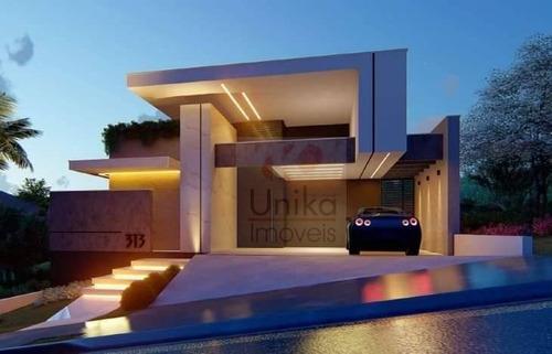 Casa À Venda, 188 M² Por R$ 1.000.000,00 - Ecologie Residencial Itatiba - Itatiba/sp - Ca1391