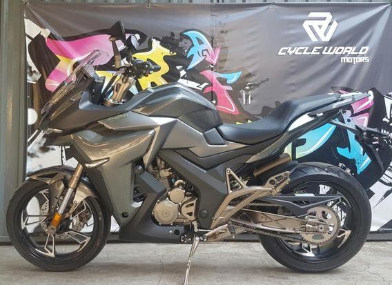 Moto Beta Zontes 310 X Touring 0km 2019 Al 29/02