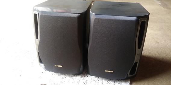 Par Caixas Acústicas Aiwa Nsx-999 Mkii (mk2, Ns2200)