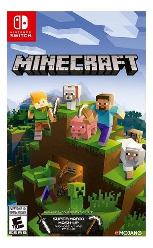 Imagen 1 de 3 de Minecraft  Standard Edition Mojang Nintendo Switch Digital