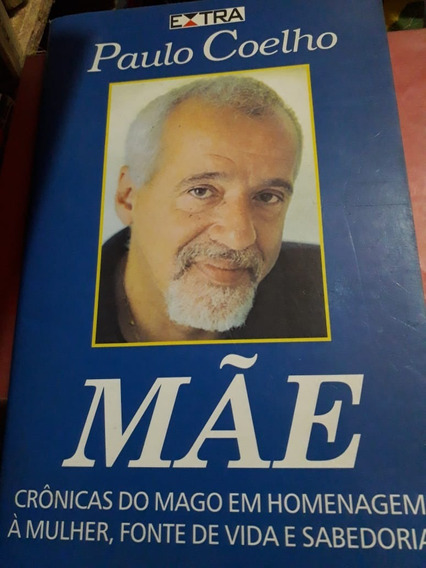 Livro Mãe Paulo Coelho
