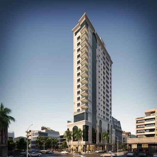 Apartamento Em Meia Praia  -  Itapema - 2456