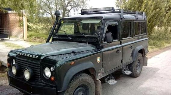 Land Rover Defender 2.5 110 5 Crew Cab 2002