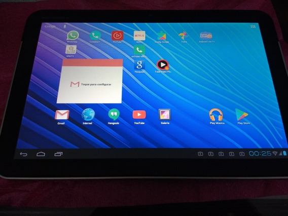 Tablet Motorola Xoom Mz605