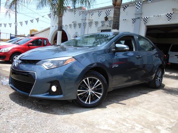 Toyota Corolla S Cvt 2016