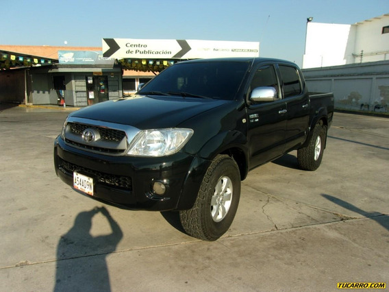 Toyota Hilux Kavak Automatica 4x4