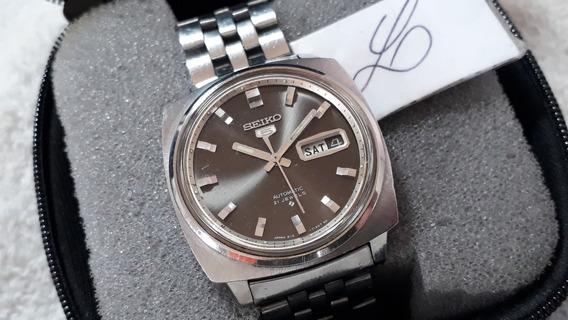 Relógio Seiko 6119, Masculino, Lindo, Anos 70 (cnz) !