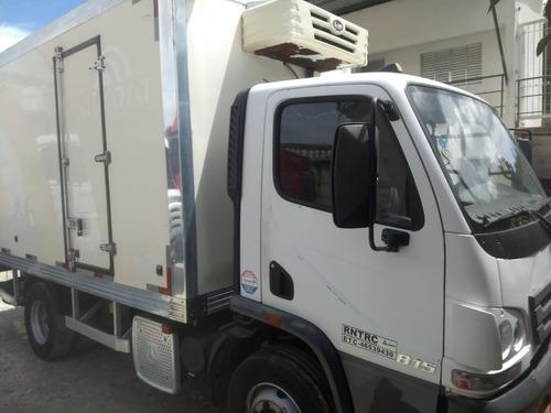 Mercedes 815 - Bau Refrigerado !! R$ 135.000,00 !! 2012