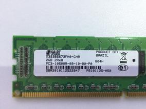 Memória Ram Pc3-10600r 2gb 2rx8 Smart (10 Unidades)