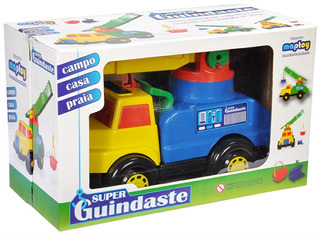 Caminhão Super Guindaste Maptoy