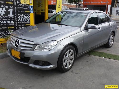 Mercedes-benz Clase C 1800  Gl