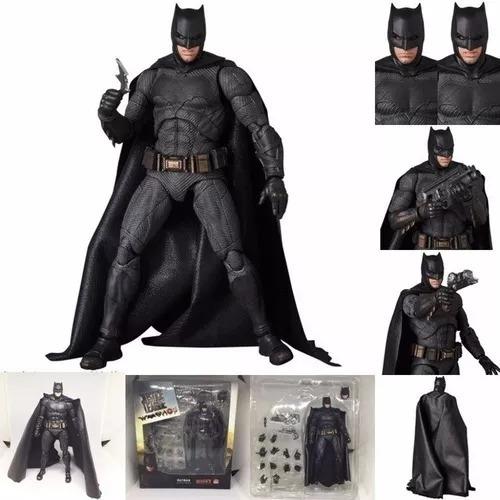 Boneco Batman Ben Affleck Liga Da Justiça Articulado