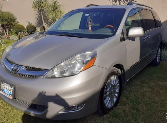 Toyota Sienna Limited 2008 - Remate En $140,000