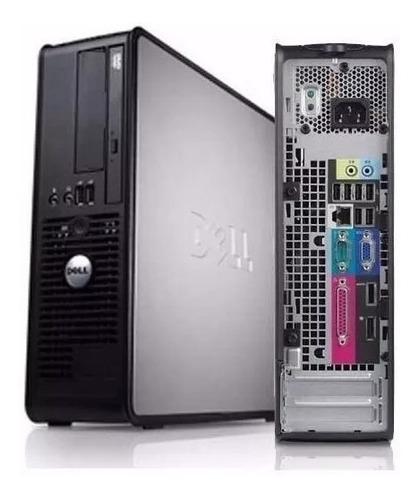 Cpu Dell Optiplex 380 Core 2 Duo Hd 250gb 4gb