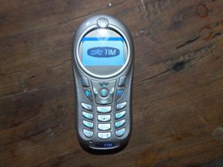 Antigo Celular Motorola C115 Gsm Novo Na Caixa Da Tim