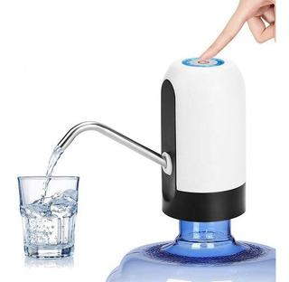 Dispensador De Agua Eléctrico Recargable Para Garrafon Bomba