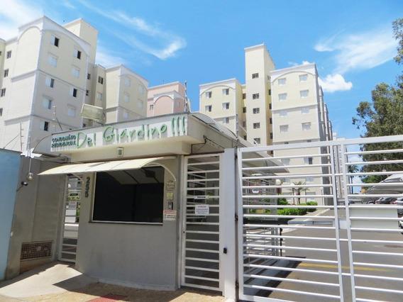 Apartamento Com 2 Dormitórios Para Alugar, 54 M² Por R$ 600/mês - Jardim Nova Iguaçu - Piracicaba/sp - Ap2060