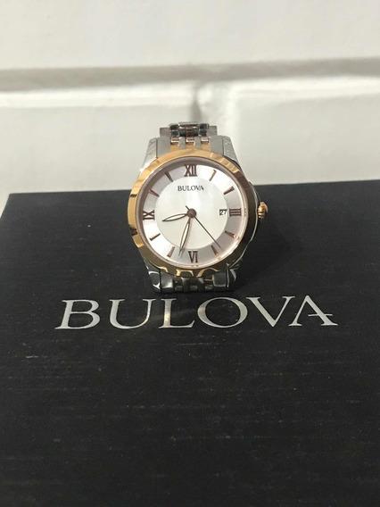 Relógio Bulova Feminino Rose Gold