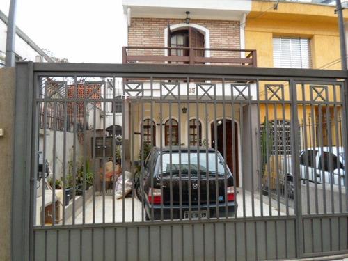 Imagem 1 de 20 de Sobrado Próximo A Avenida Engenheiro Caetano Alvares - Reo183172