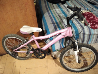 Bicicleta Niña(o) Aro 20. Altura Marco 11 . En Buen Estado