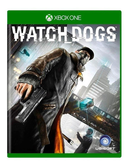 Watch Dogs Xbox One Mídia Física Pronta Entrega