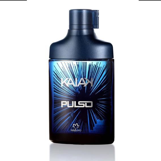 Kaiak Pulso Natura Deo Colônia Masculino - 100ml