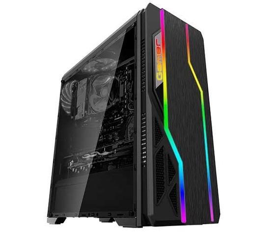 Pc Intel 8ª Geração I7 8700 B360m 16gb Ddr4 600w Ssd 240gb