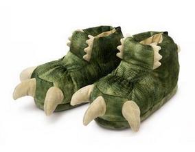 Pantufa Garra De Dinossauro