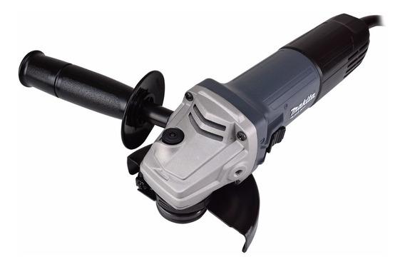 Miniesmeriladora De 4 1/2pul 850 W Makita M9510g 11000rpm