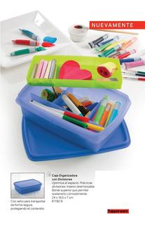 Caja Organizadora Tupperware Hermético